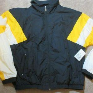 NEW NWT Vintage 90s HOLLOWAY Jacket Mens XL